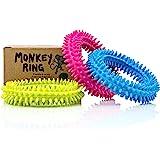 Spiky 感官戒指/手链 Fidget 玩具(3 件装) - BPA/邻苯二甲酸盐/不含乳胶 - Fidget 玩具…