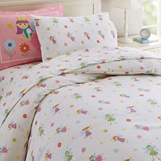 Olive Kids Fairy Princess Twin Duvet Cover, One Color, One Size