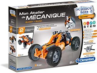 Clementoni 52244-atelier机制 – 婴儿车和方形jeu 科学家