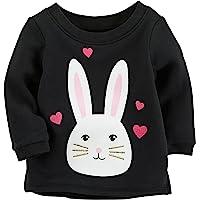 Carter's 女童兔子运动衫