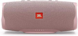 JBL Charge 4 防水便携式蓝牙音箱,内置移动电源,一次充电20小时无线播放续航,粉色