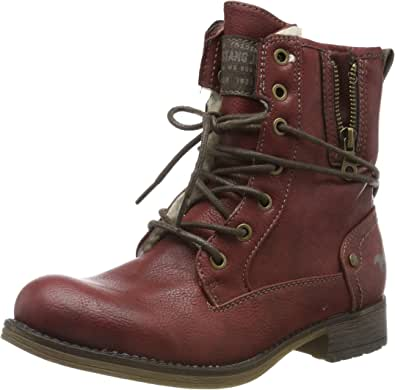 MUSTANG 女孩 5026-619-5 女靴