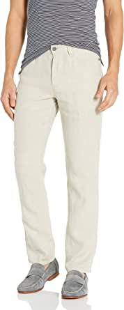 cubavera 男士*** 亚麻5口袋长裤