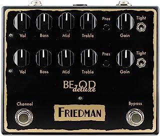Friedman BE-OD 豪华双超速吉他效果扩大踏板