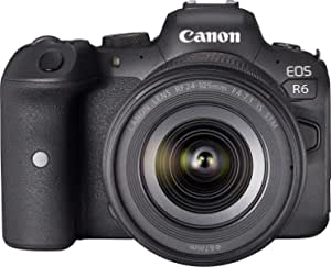 Canon 佳能 EOS R6 + RF 24-105 F4-7.1 IS STM