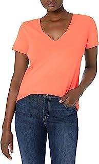 J.Crew Mercantile 女式复古棉 V 领 T 恤