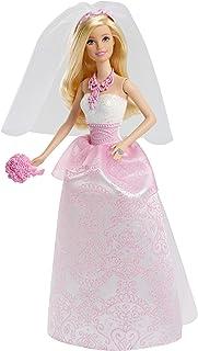 Barbie Cff37 童话新娘