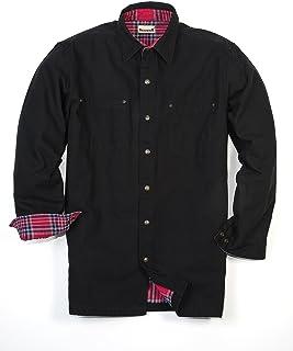 背包帆布/法兰绒衬里衬衫夹克