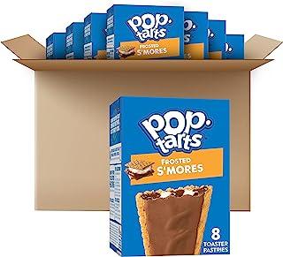 Pop-Tarts NEW-S'mores 8 Packs of 8 Tarts