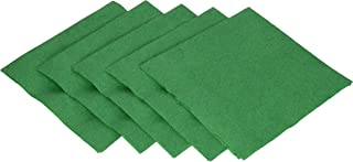 Creative Converting Touch of Color 2-Ply 50 Count Paper Beverage Napkins Emerald Green 均码