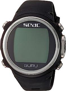 Seac Guru 潜水电脑腕表 带数字罗盘