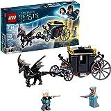 LEGO 乐高 神奇动物系列:格林德瓦的犯罪 格林德瓦的逃生 75951 建筑套装,132块