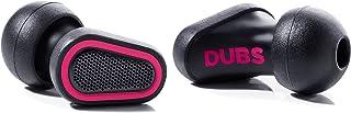 Doppler Labs DUBS降噪音乐耳塞:声学滤波器高保真听力保护