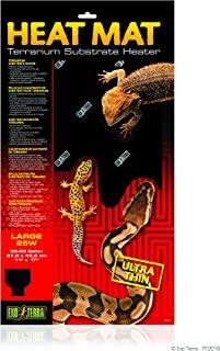 DBDPet 27.94 厘米 x 43.18 厘米大型爬行动物热垫 - 包括附带的Pro-Tip 指南 - 适合球蟒、网状蟒蛇、豹纹壁虎等!