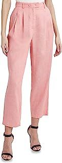BCBGMAXAZRIA 女式全长锥形裤