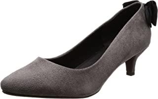 Menu ' E 浅口鞋尖头5cm 鞋跟后蝴蝶结