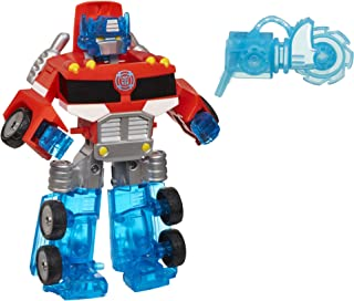 Playskool 英雄变形金刚救援机器人能量玩具模型