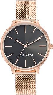 Nine West 正装手表(型号:NW/1980GYRG)