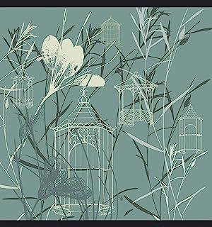 Plage 全景壁纸 250 蓝色 ARBOREN,*,2.5 x 2.5 米