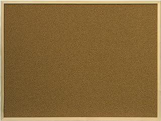 OFITURIA ® 软木层布告栏板,结实的墙壁,带木框 400X300 MM