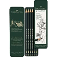 Faber-Castell辉柏嘉 119063 铅笔 Castell 9000 6 支装