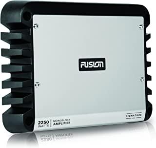 Fusion Entertainment SG-DA12250 签名系列单色海洋放大器