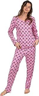 Leveret 儿童睡衣男孩女孩心形生日 2 件套睡衣套装 * 纯棉(12 个月-14 岁)