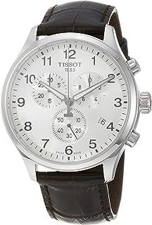 Tissot T116.617.16.037.00 Chrono XL 男式手表 棕色 45mm 不锈钢