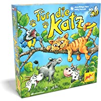 Zoch 601105158 对于猫咪来说,这是一款有趣的儿童游戏,孩子们可以一起将猫咪带出森林,适合4岁以上儿童