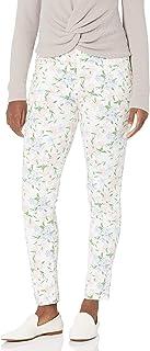 Calvin Klein 女式印花套穿棉质斜纹裤