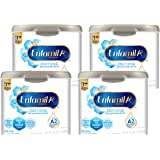 MeadJohnson 美赞臣 Enfamil 铂睿 A2 婴儿优质奶粉,罐装,可重复使用,铁基奶粉,19.5盎司,55…