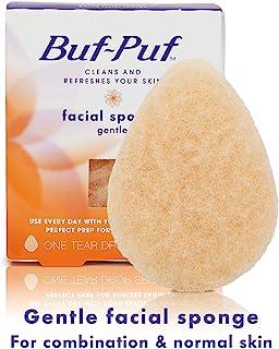 Buf-Puf 可重复使用的面部海绵 每包6条