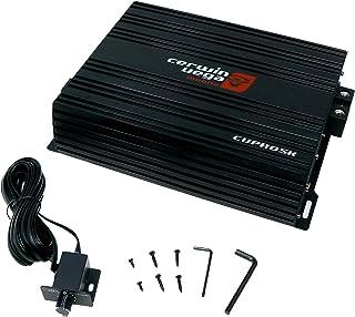 CERWIN Vega CVPRO5K 5000W *大全频域 D 类单块专业放大器 w/低音控制旋钮