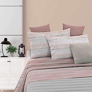 MB HOME ITALY 床上用品套装 Athena,粉色Medina,适合1人