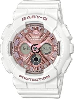 CASIO Women's Analogue Digital Quartz Watch with Resin Strap