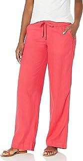Jessica Simpson 女士 Nara 抽绳沙滩裤