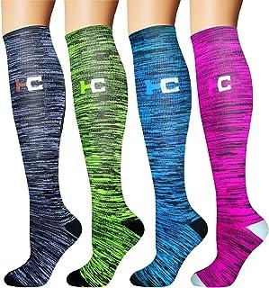 女士压缩袜 男式 20-25 毫米汞柱 *佳*、*、旅行和飞行袜