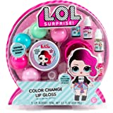 L.O.L. Surprise! Horizon Group Usa 变色唇彩,混合并创造5种变色,多种口味的唇彩,DI…
