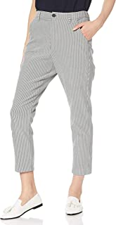 [SESSELE]超弹力锥形裤(触感清凉感 防紫外线 吸水速干)女士 MP-1434