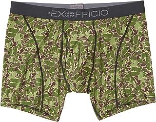 ExOfficio 男式 Give-n-go 运动网眼 2.0 平角内裤 6 英寸(约 15.2 厘米)