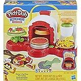 Play-Doh Stamp 'n Top 披萨烤箱玩具,5 种* Play-Doh 颜色
