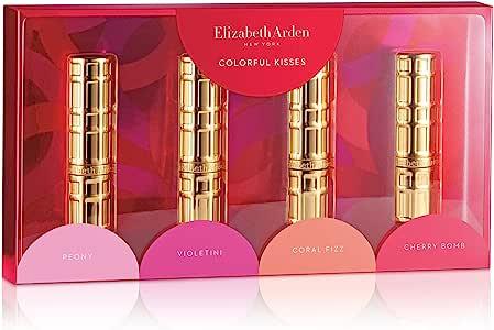 Elizabeth Arden 伊丽莎白雅顿 Colourful Kisses Ceramide Ultra 唇膏套装