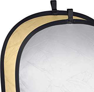 Walimex 2合1折叠反光板 银色/金色(145x200 厘米)