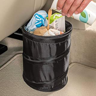 High Road 防漏 Pop-Up 汽车垃圾袋 - 紧凑尺寸