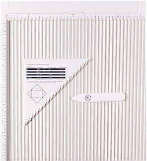 Martha Stewart Crafts 评分板,折叠板,手工工具,用于制作卡片、信封、礼品盒等