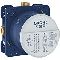Grohe 高仪 Rapido Smartbox 快速混水阀 - 淋浴系统 - 通用暗装装置 - DN 15 - 356…