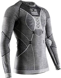 X-Bionic Apani 4.0 男式美利奴衬衫圆领长袖,男式