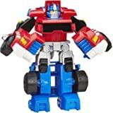Playskool Heroes 变形金刚 救援机器人 擎天柱活动人偶玩具 适合3-7岁年龄段儿童