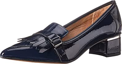 Franco Sarto 女士 Grenoble 乐福鞋 蓝色(Lapis) 5.5 M US