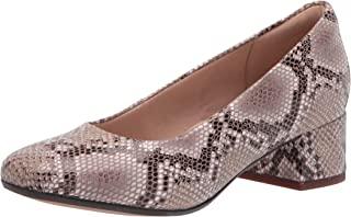 Clarks 女式 Marilyn Leah 高跟鞋